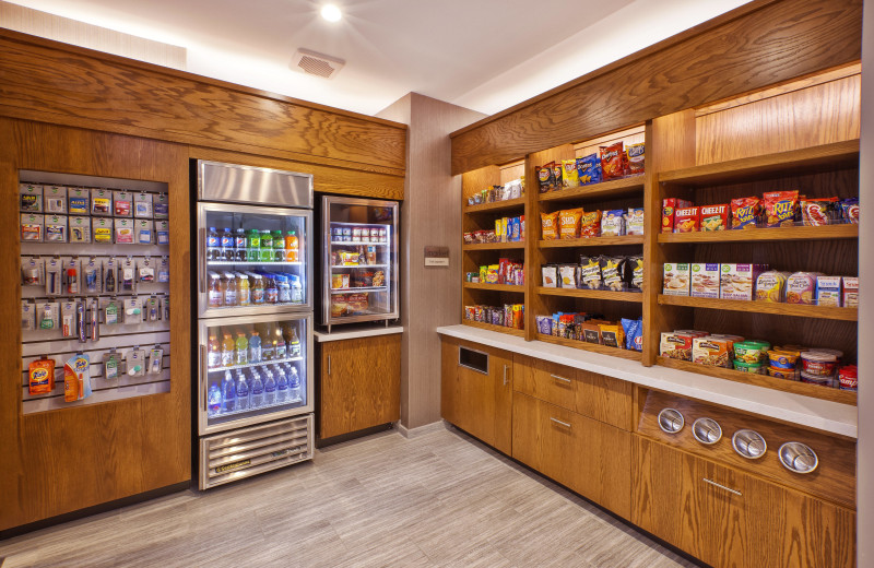 Snack store at SpringHill Suites - Benton Harbor.