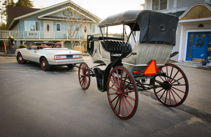 Weddings at Sheepscot Harbour Village & Resort.