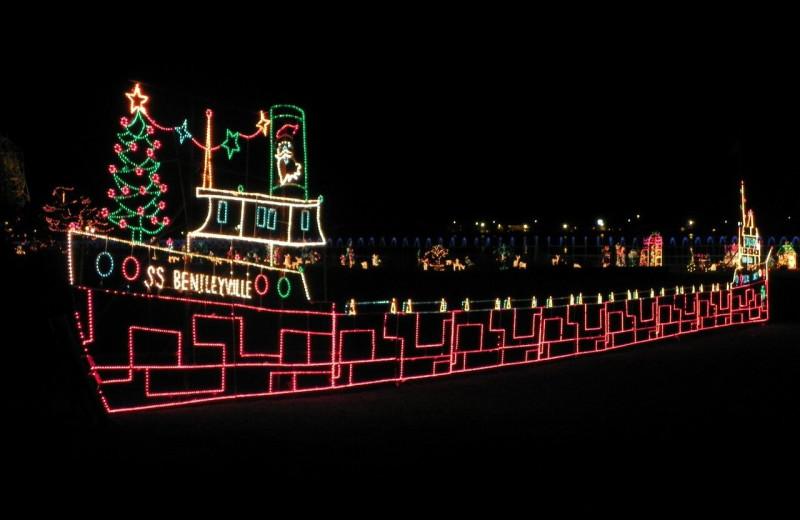 Christmas at Fitger's Inn.