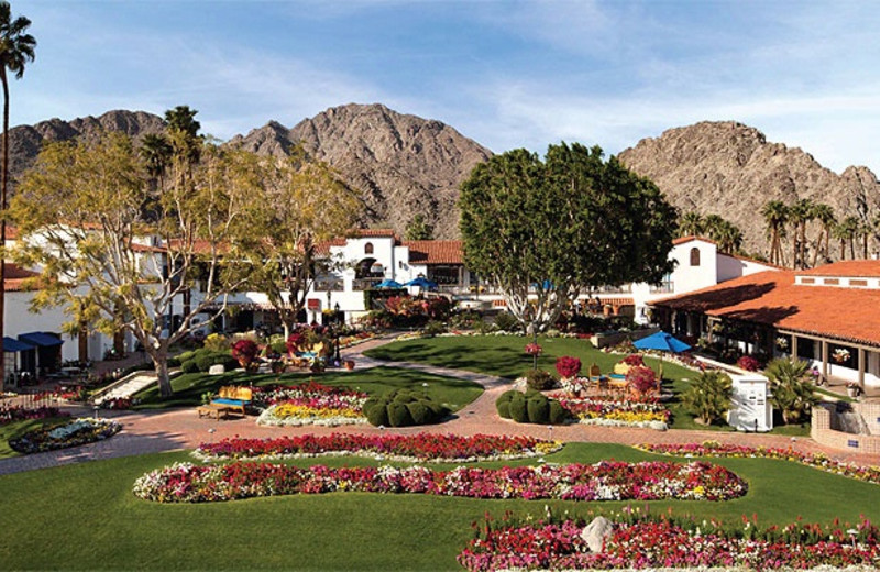 Exterior view of La Quinta Resort and Club.