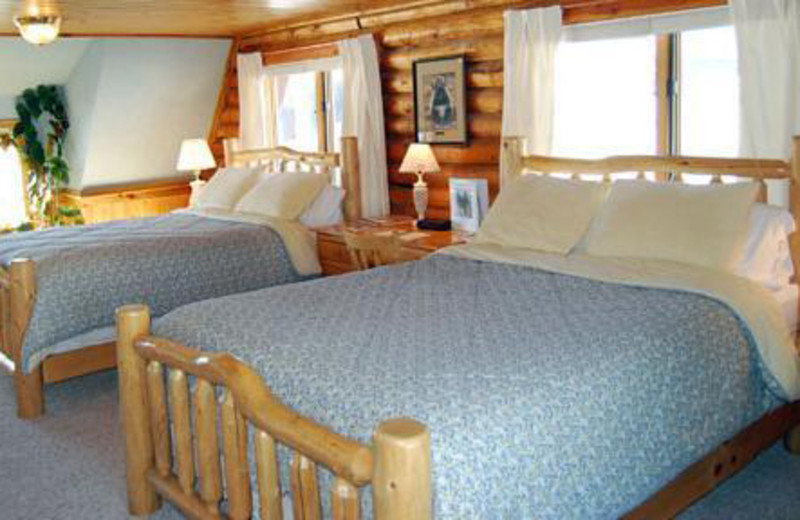 Guest Room at Howlers Inn Bed and Breakfast