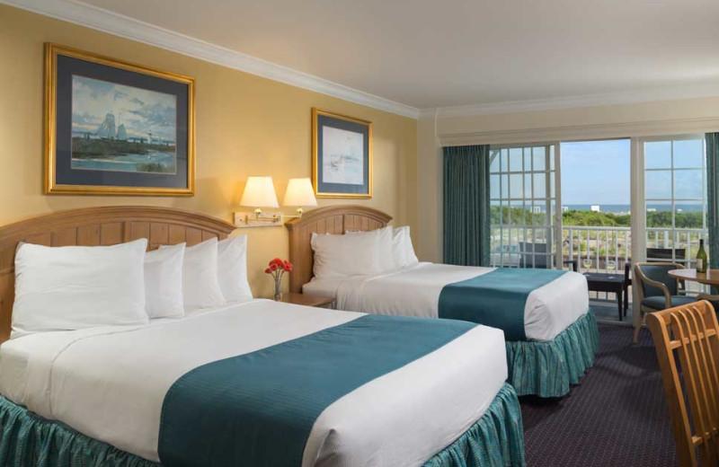Guest Room at La Mer Beachfront Inn