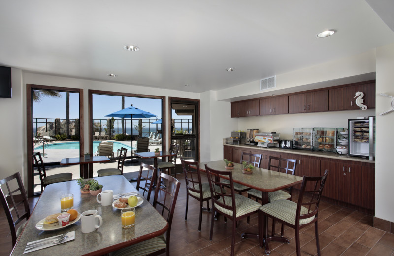 Luxurious interior at Best Western Plus Shelter Cove Lodge