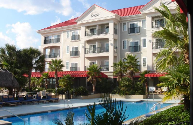 Exterior View of  Charleston Harbor Resort