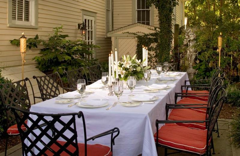 Banquet Setup at The Virginia Hotel