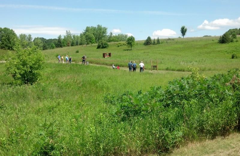 Views from Viking Valley Hunt Club.