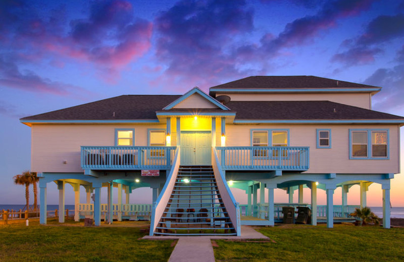 Rental exterior at Ryson Vacation Rentals.