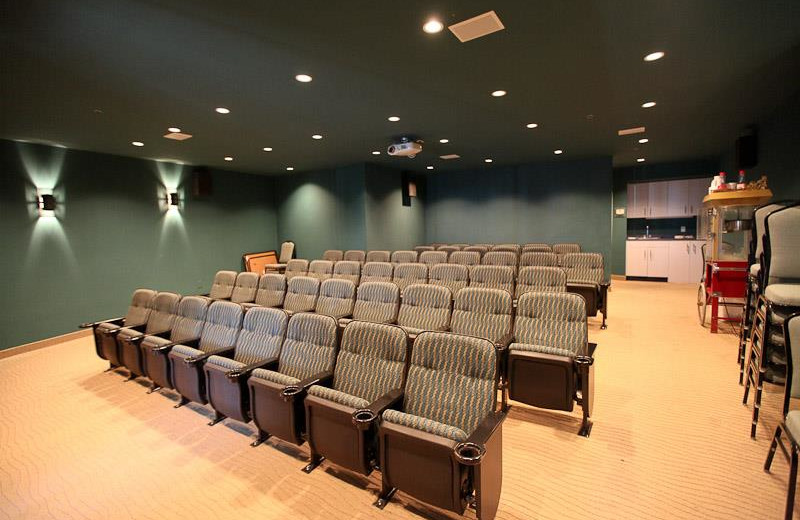 Theater at Sterling Shores.