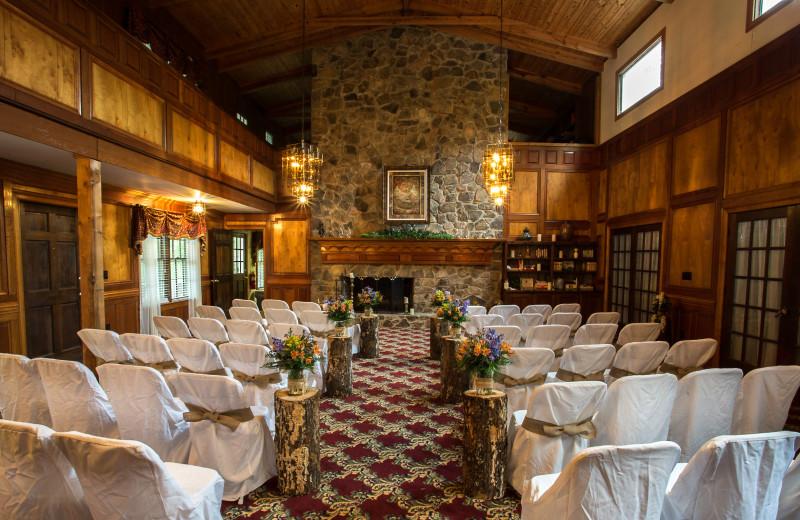Wedding at Forrest Hills Resort.