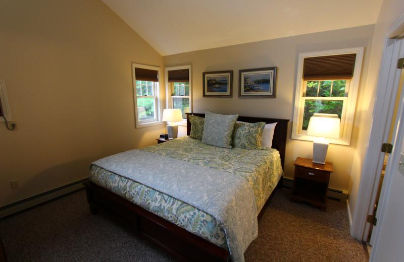 Interior view at The Lodge at Camden Hills