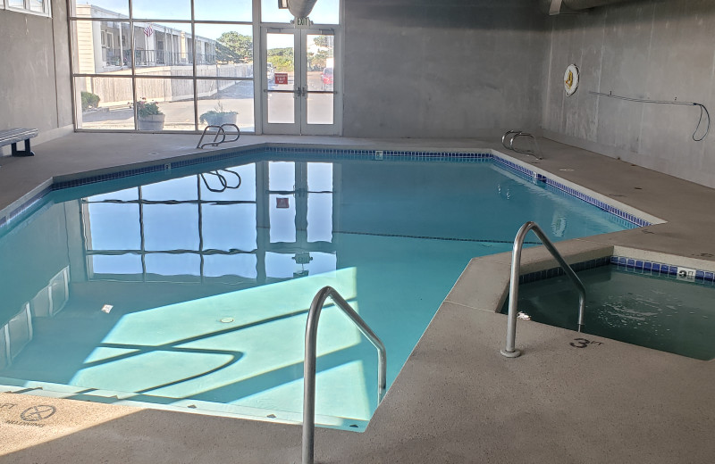 Pool at Gearhart by the Sea.