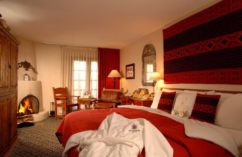 Guest Room at Inn of the Governors