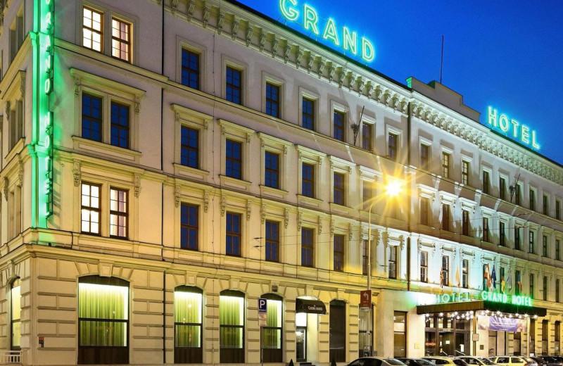 Exterior view of Grand Hotel Brno.