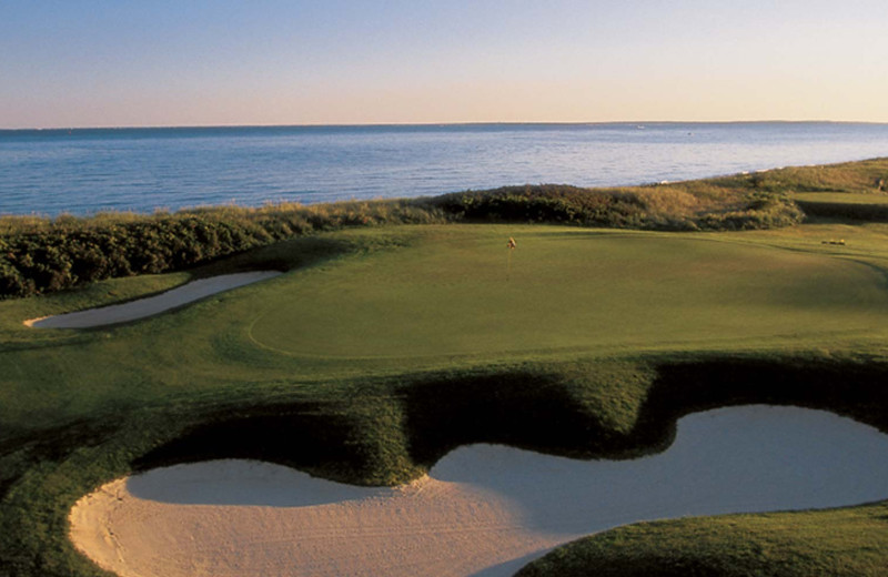 Golf at New Seabury Resort.