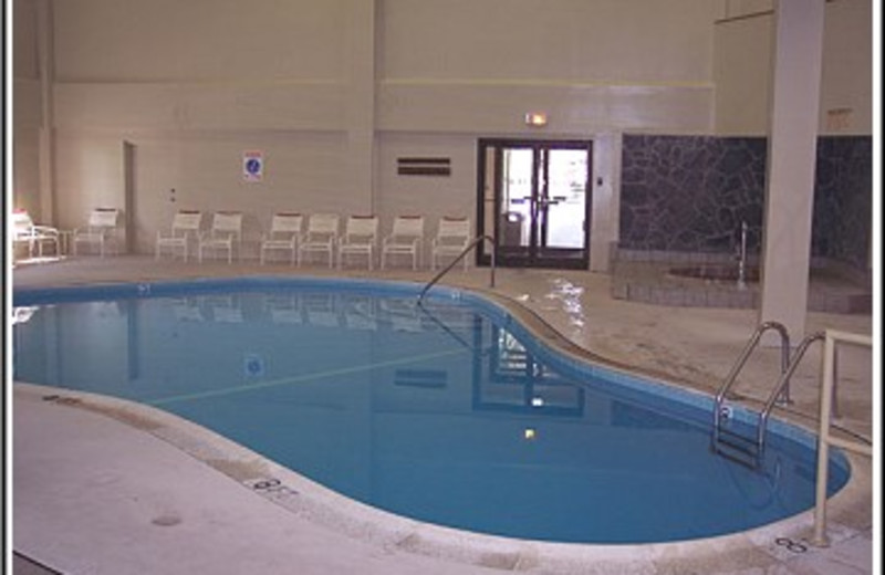 Indoor Pool at the Pinnacle Inn Resort
