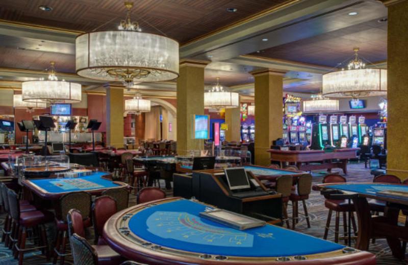 Casino at Marriott San Juan Resort and Stellaris Casino.