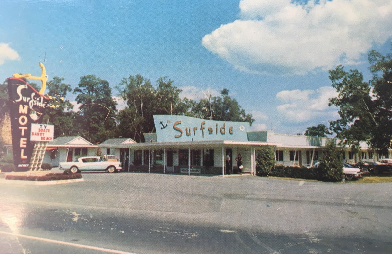 50's photo of  Surfside on the Lake Hotel & Suites.