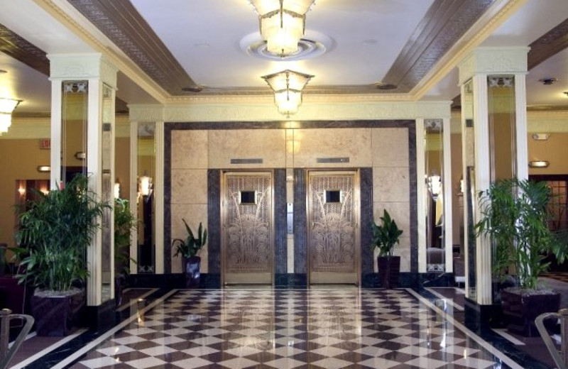 The Lobby at the Ambassador Hotel