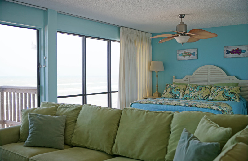 Island House Beach Front Condominiums