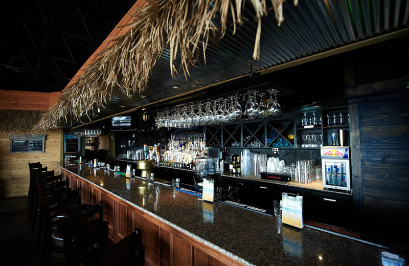 Bar at Fourwinds Resort & Marina.
