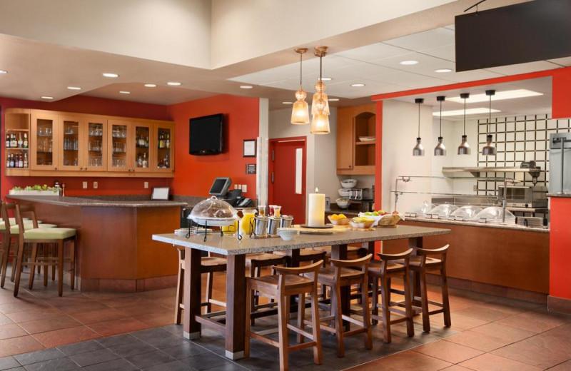 Breakfast at Hilton Garden Inn Scottsdale North/Perimeter Center.