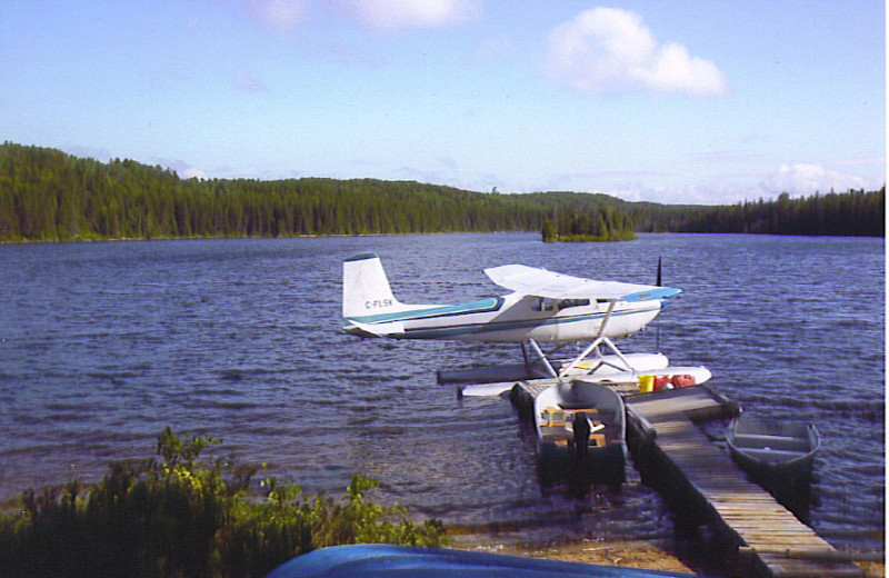 The Lake at Kanipahow Wilderness Resort