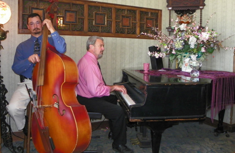 Enjoy live entertainment at Boardwalk Plaza Hotel.