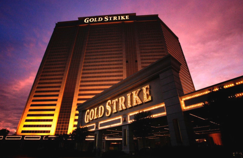 Exterior view of Gold Strike.