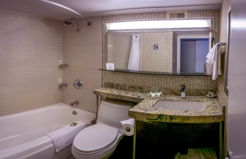 Bathroom at Holiday Inn Golden Gateway Hotel