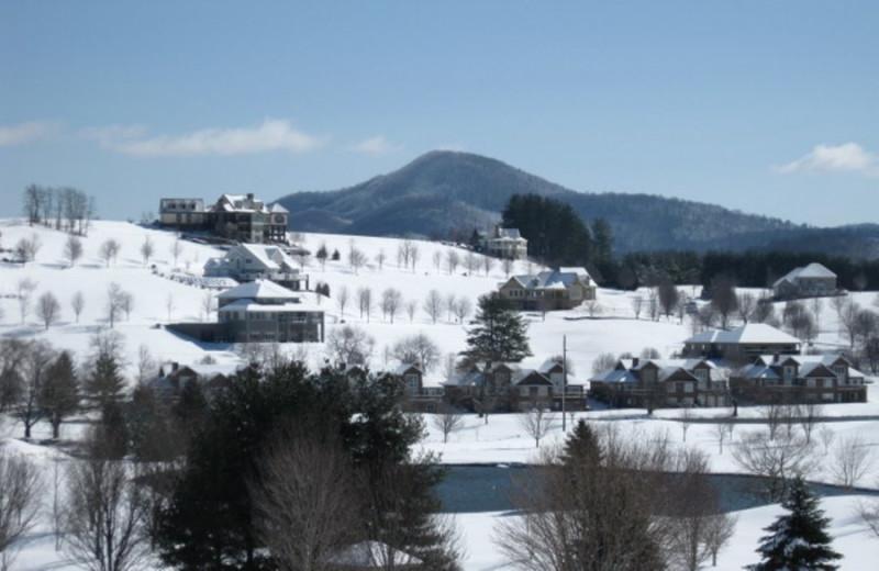 Winter time at Jefferson Landing.