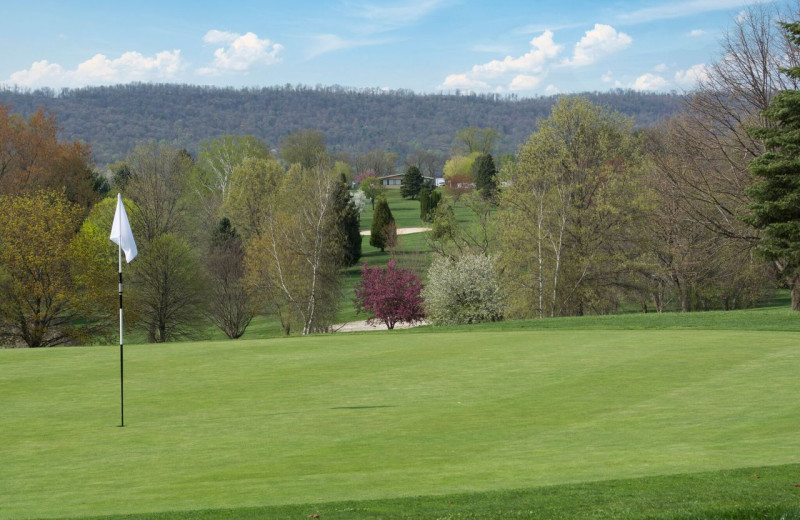 Golf course at The Lodge at Lykens Valley.