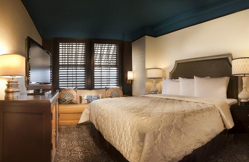 Guest room at Crowne Plaza Key West La Concha.