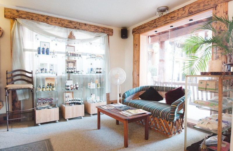 Suite Living Room at Chipeta Solar Springs Resort