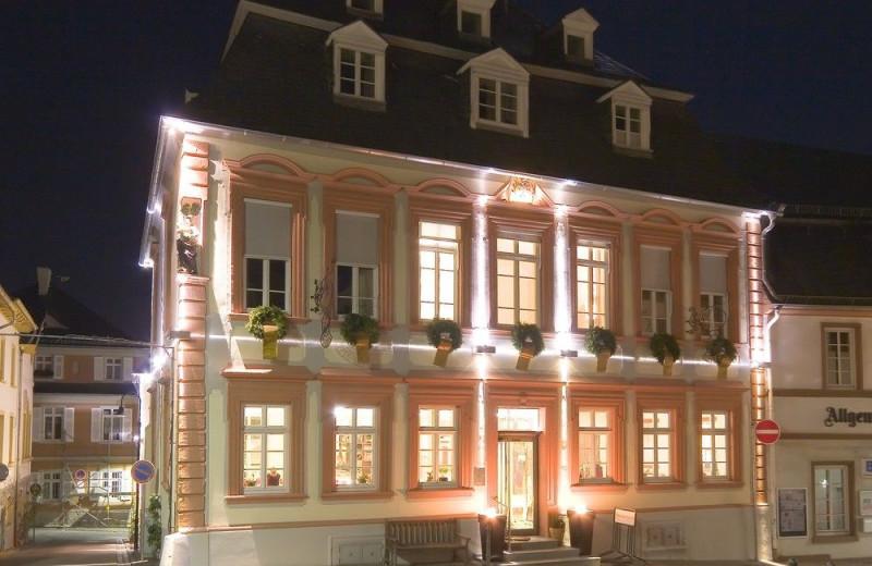 Exterior view of Merian Hotel Jens König.