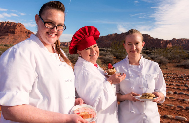 Chefs at Red Mountain Resort & Spa.