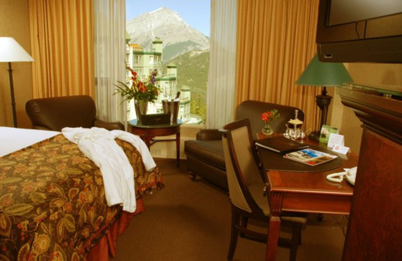Guest Room at The Rimrock Resort Hotel