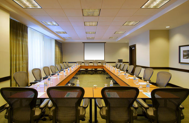 Meeting room at Sheraton Miami Airport Hotel.