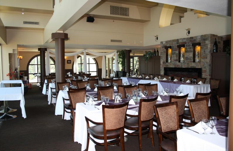 Restaurant at Lake Okanagan Resort