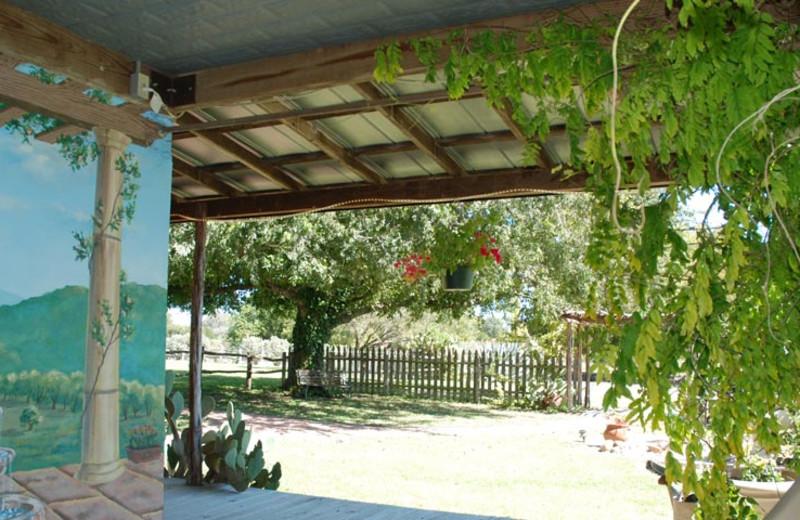 Exterior view of Fredericksburg Ranch.