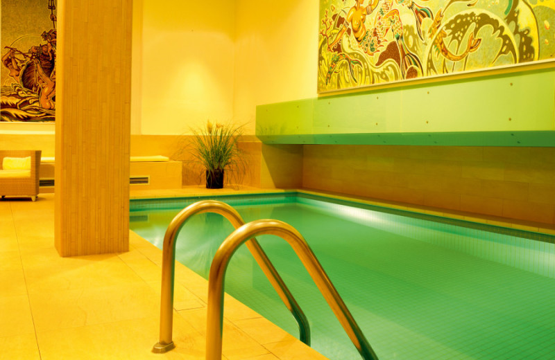 Spa at Altstadthotel Wolf-Dietrich.