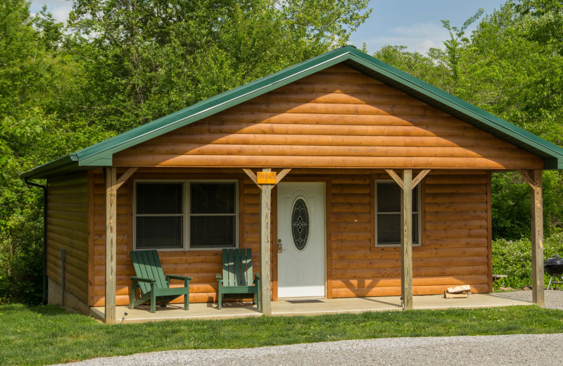 Shawnee Forest Log Cabin Near Garden Of The Gods IL In Southern Illinois ...