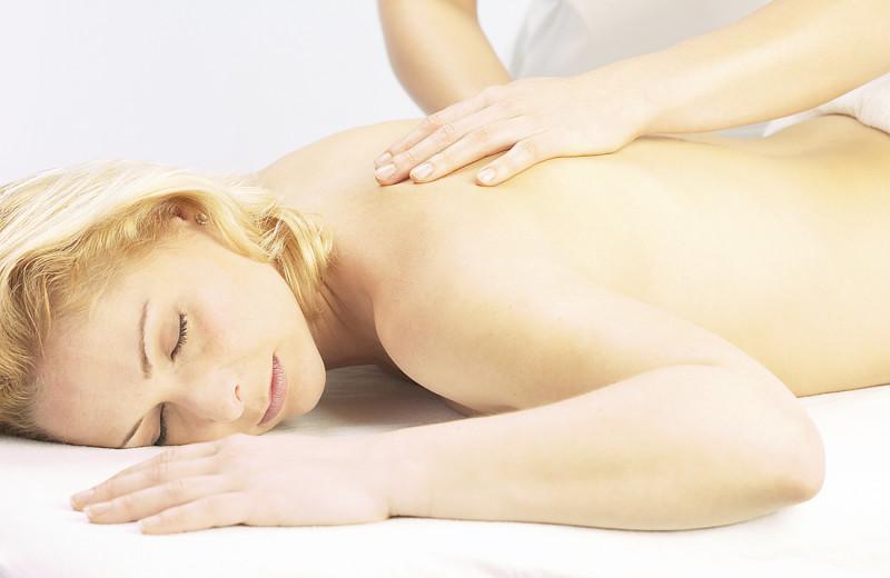 Spa massage at Moondance Ridge Bed & Breakfast.