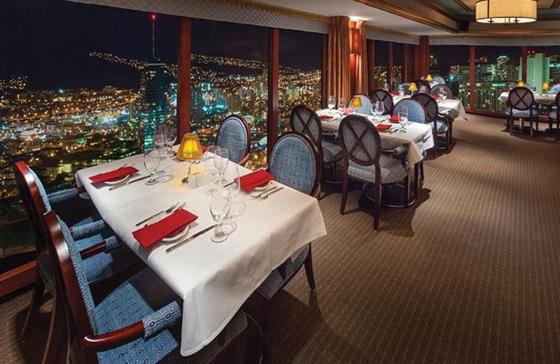 Onsite Restaurant at Ala Moana Hotel
