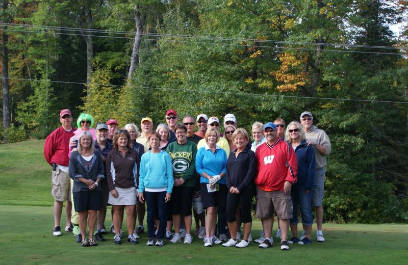 Groups at Lakewoods Resort.