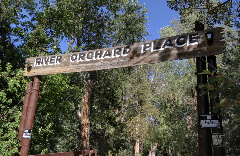 Welcome to River Orchard Place.