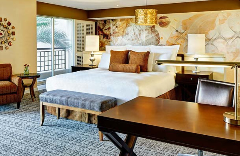 Spa suite at Renaissance Esmeralda Resort.