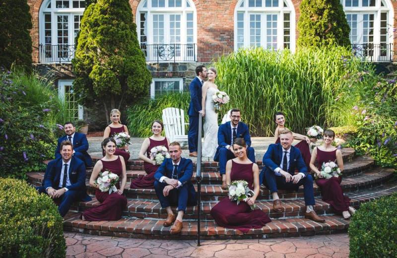 Weddings at The Spa at Norwich Inn.