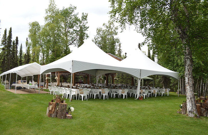 Weddings at St. Theresa's Lakeside Resort.