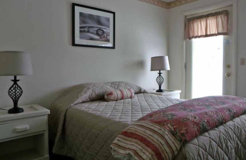 Guest Room at River View Resort
