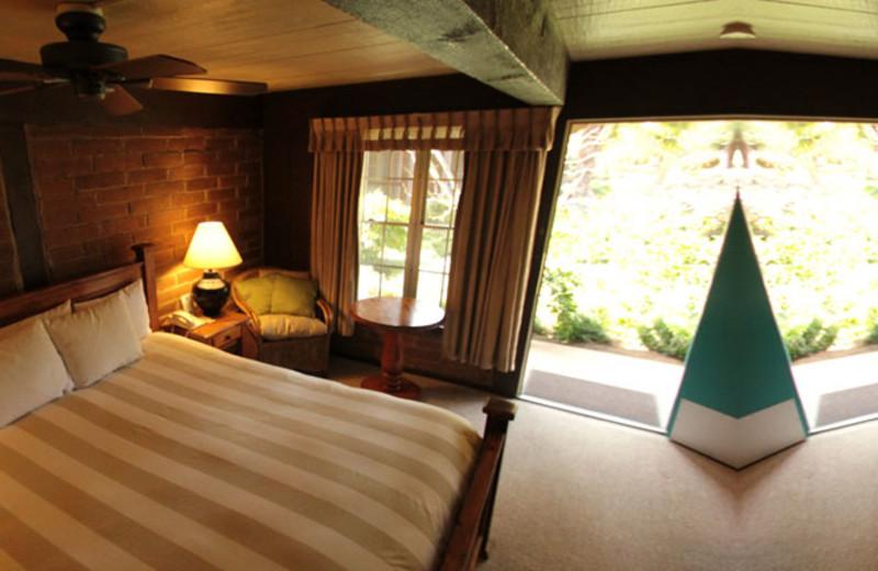 Guest Room at El Pueblo Inn